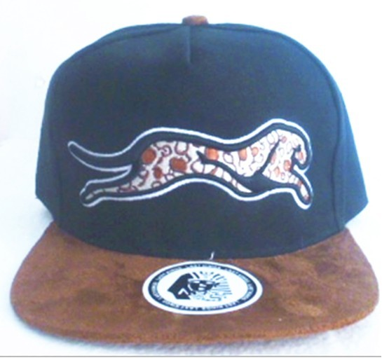 Last Kings Snapback leather Hat GF1